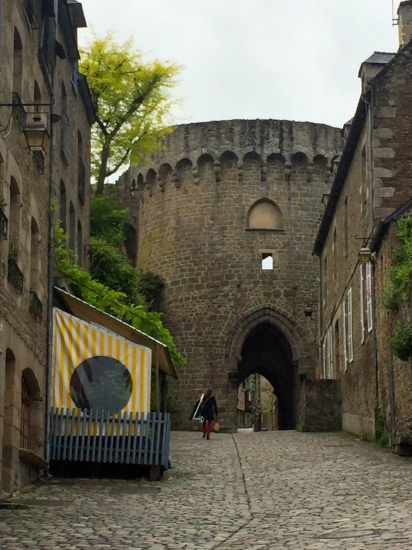Very well fortified--for the Middle Ages