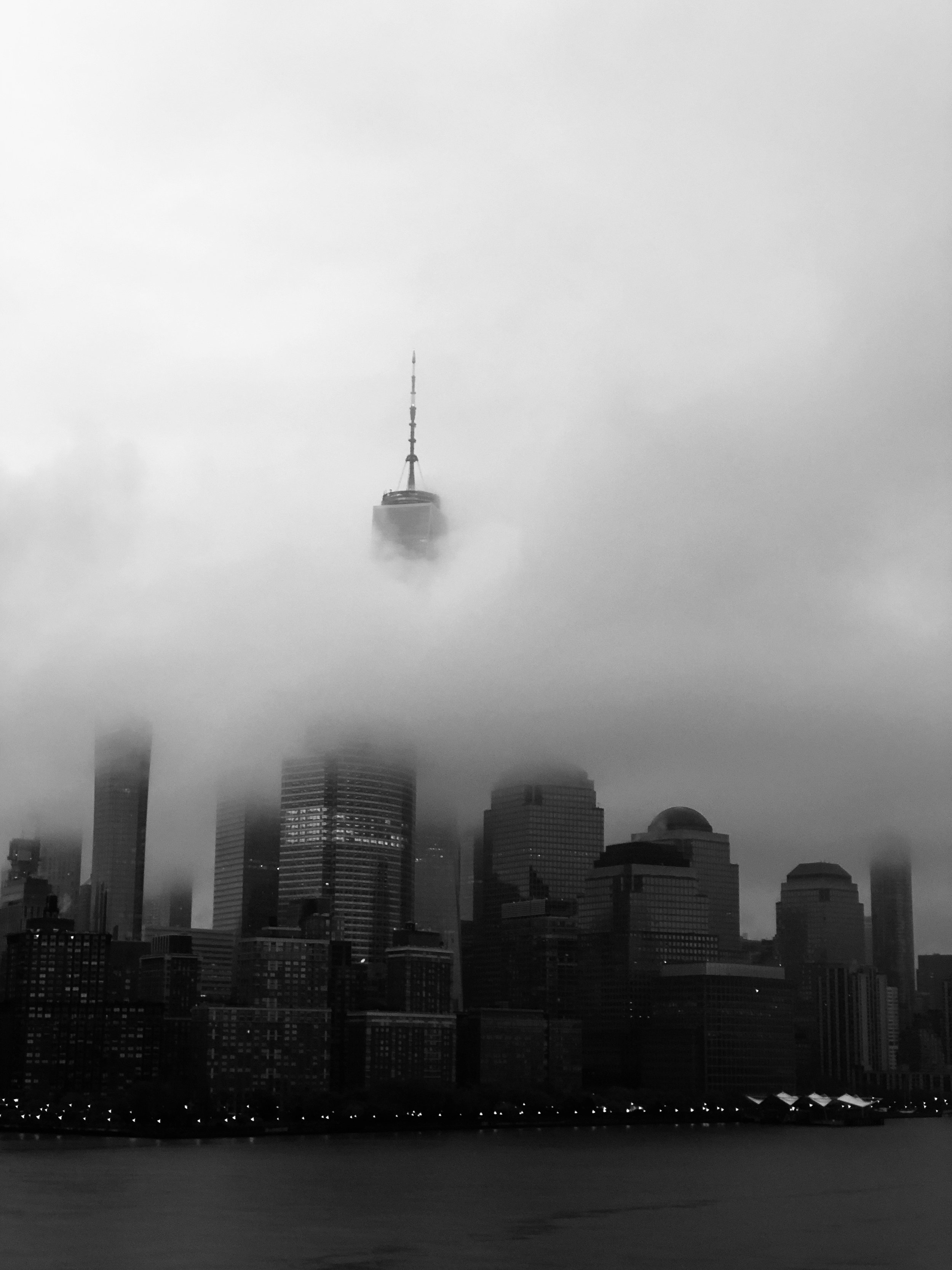 Then we returned to cold, rainy, foggy New York City. Sorry MY home town wasn't more hospitable.