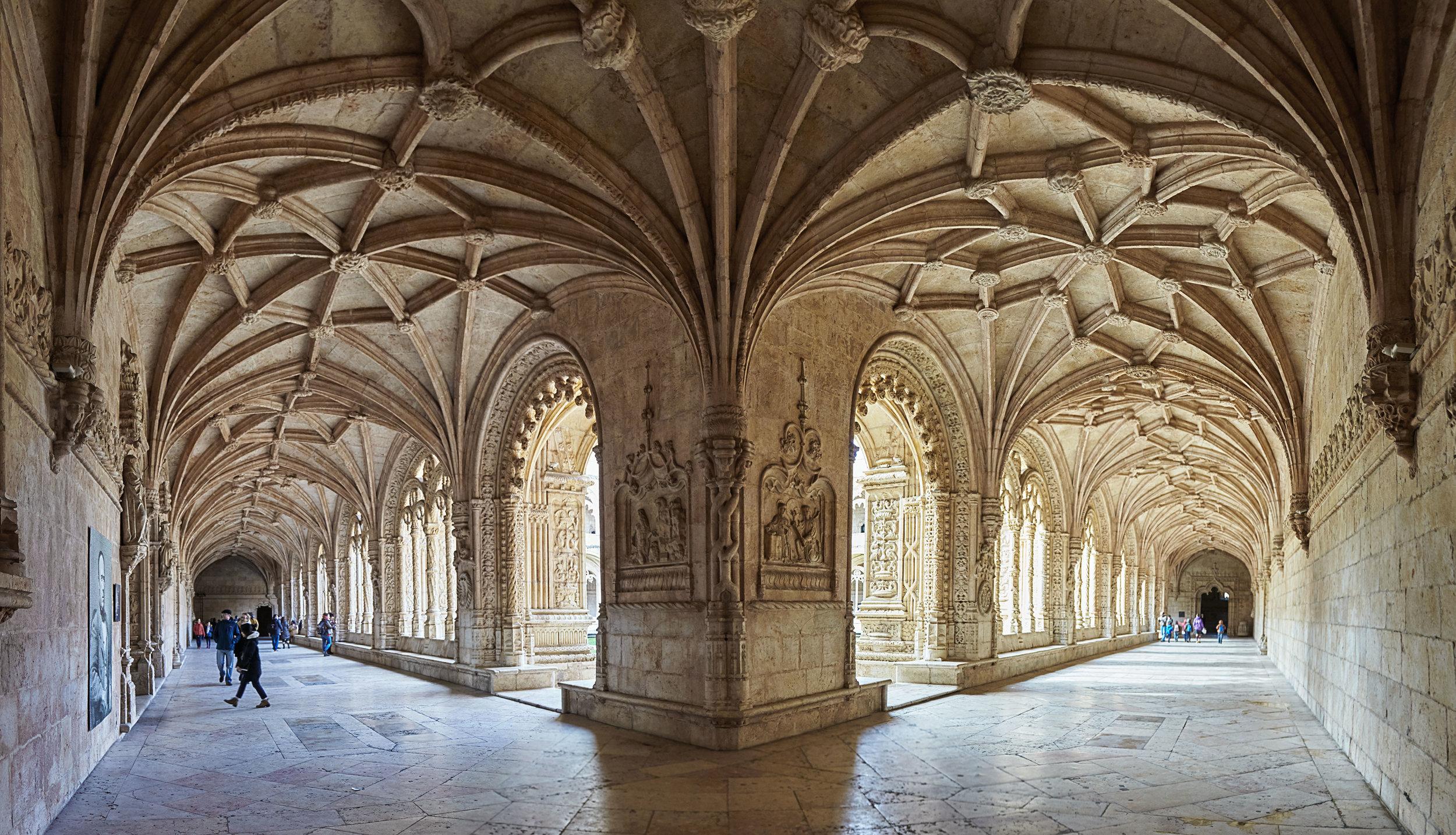 Monastère Jéronimos Lisbonne