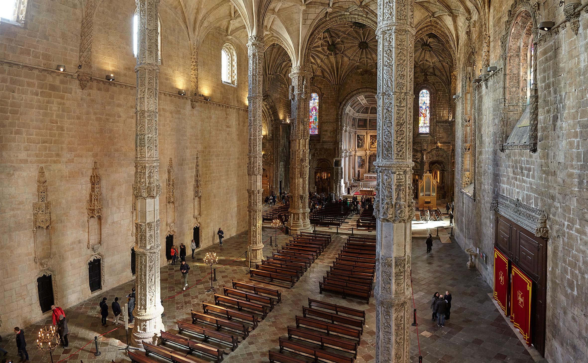 Monastère Jéronimos Lisbonne II