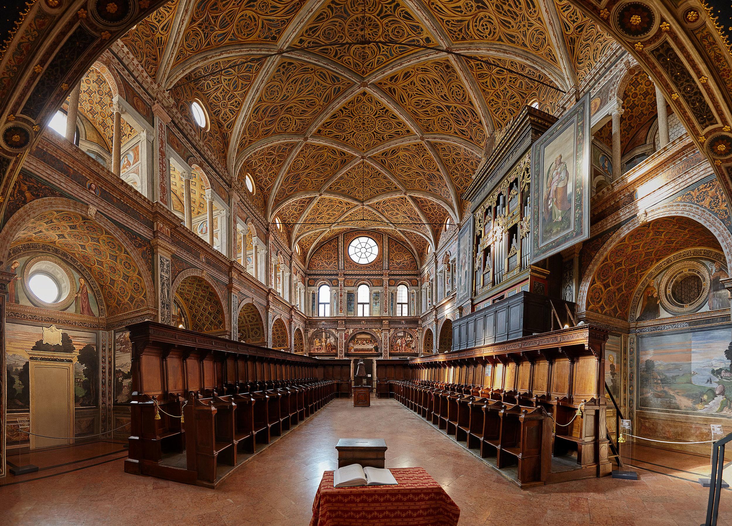 Chiesa San Maurizio Milan