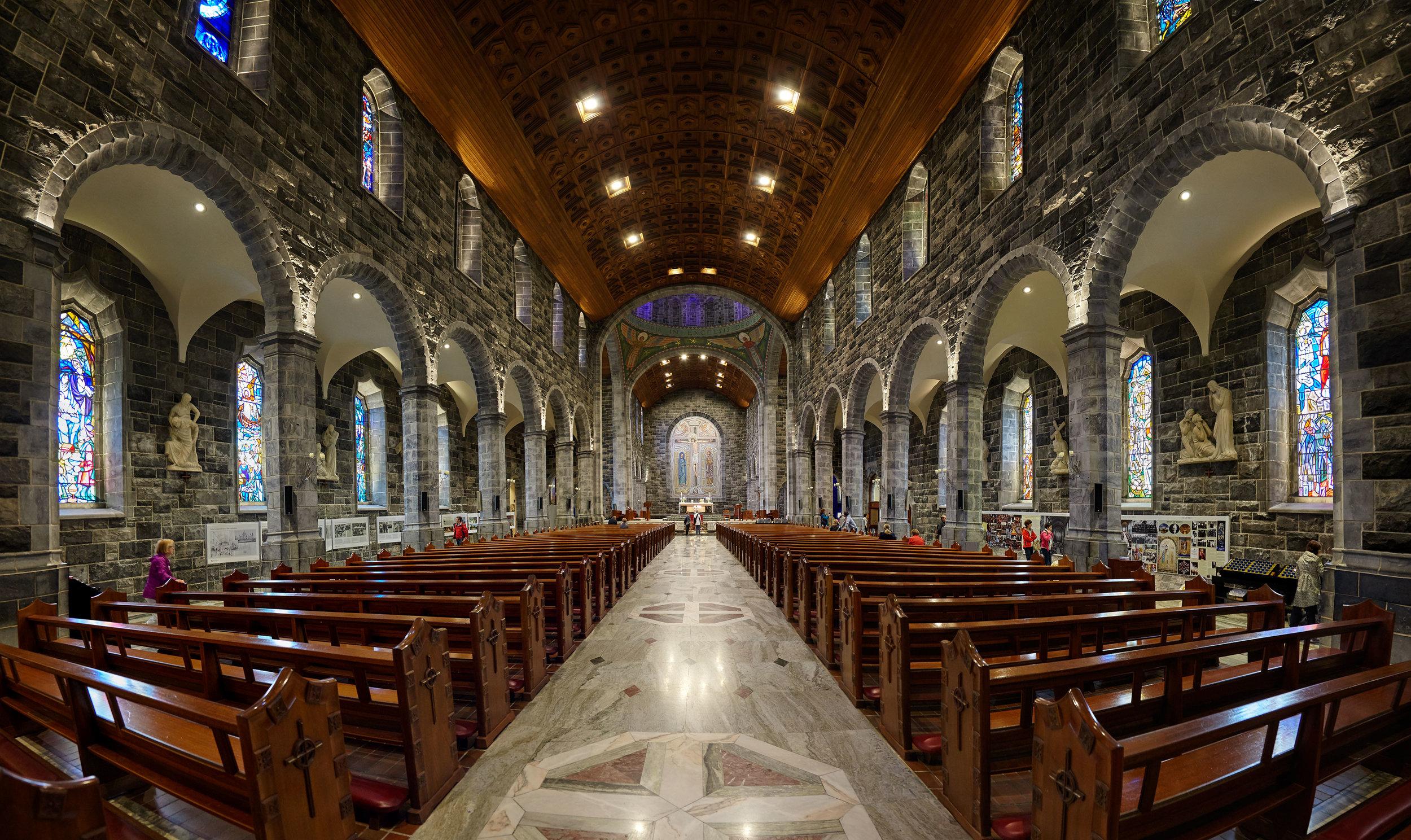 Cathédrale de Galway 1965