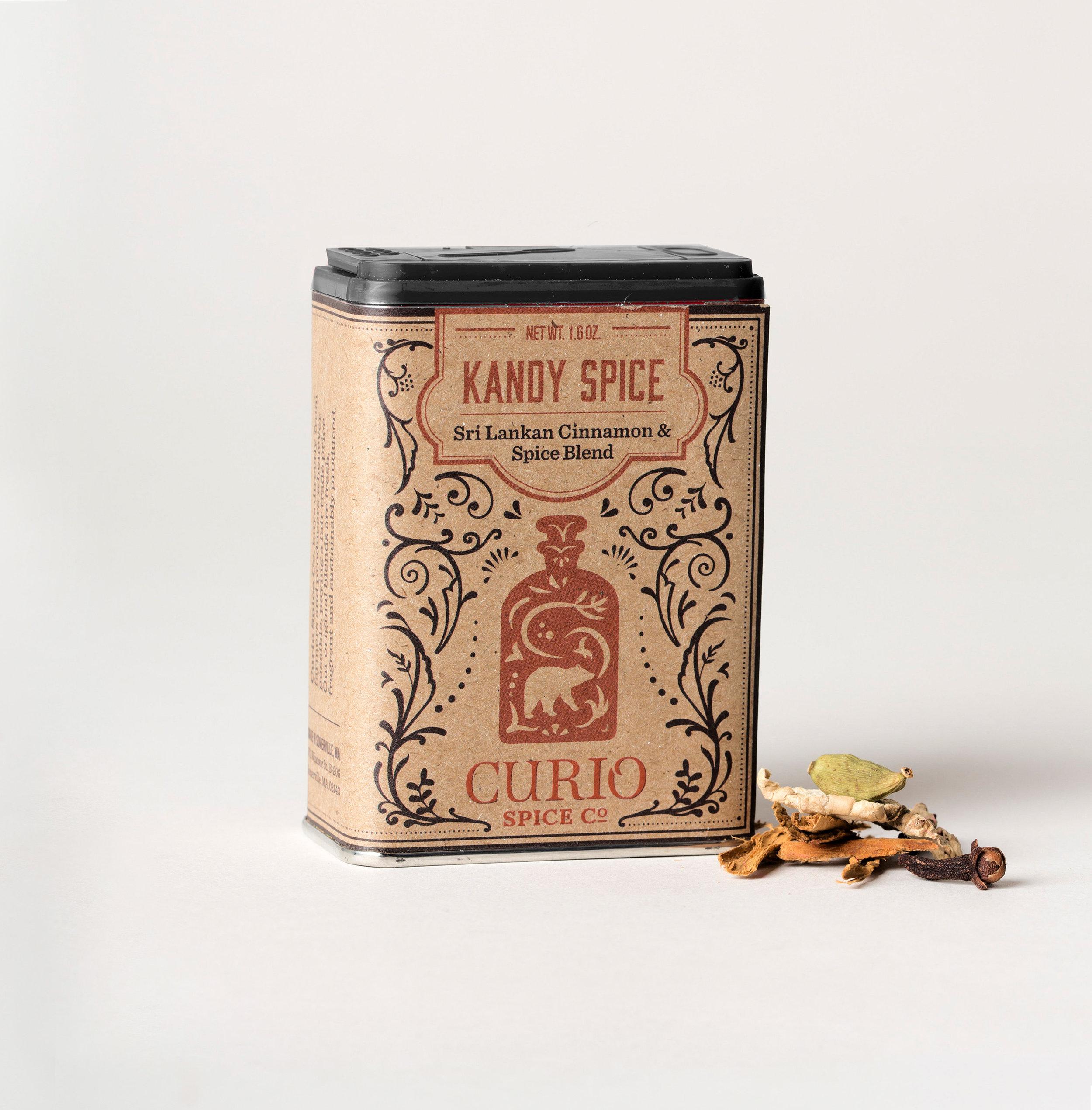 Kandy Spice - a cozy Sri Lankan cinnamon blend
