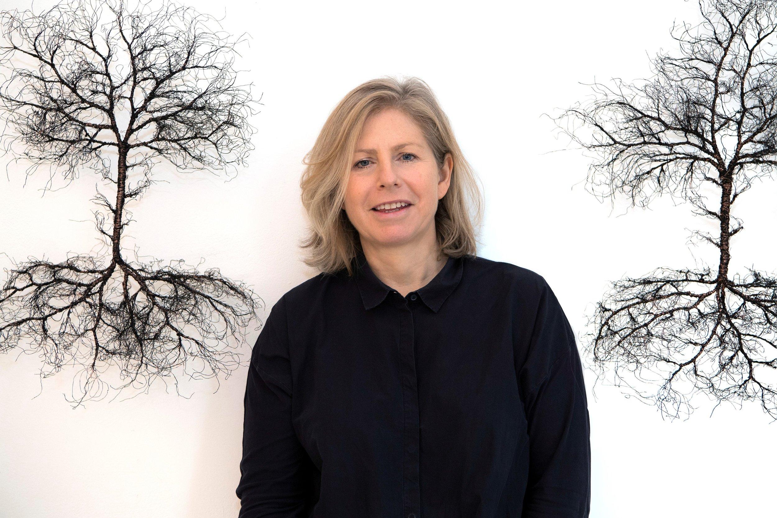 Cathy de Monchaux. Photo © Richard Hubert Smith, 2016.