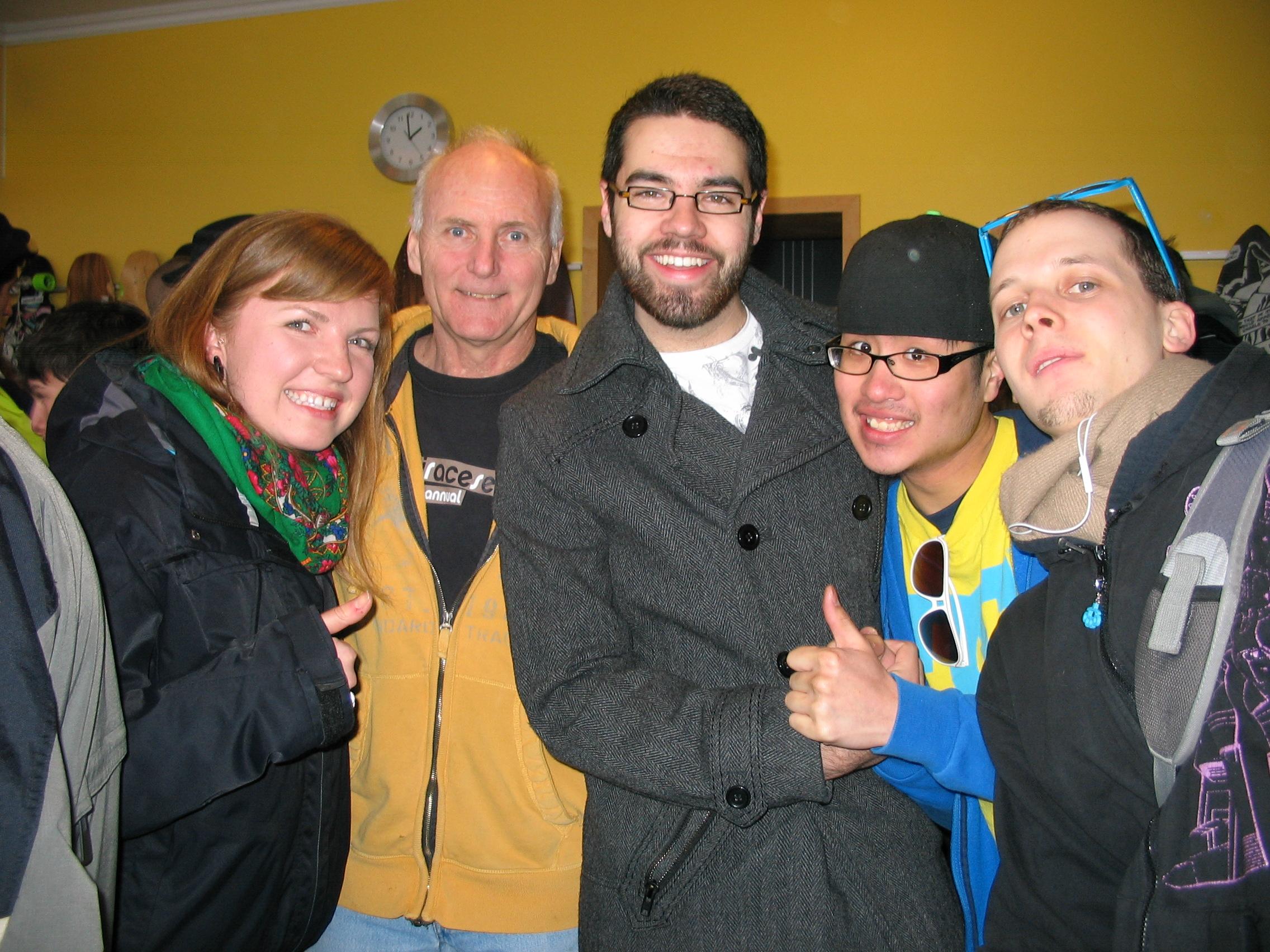 Dasha,Ted and the gang. Photo - Ponyta 2010