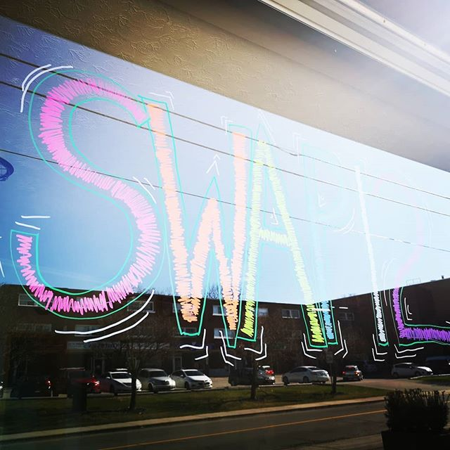 #swap12 is today! Such a beautiful day to spend with friends and skateboards. See you all today!!!!
