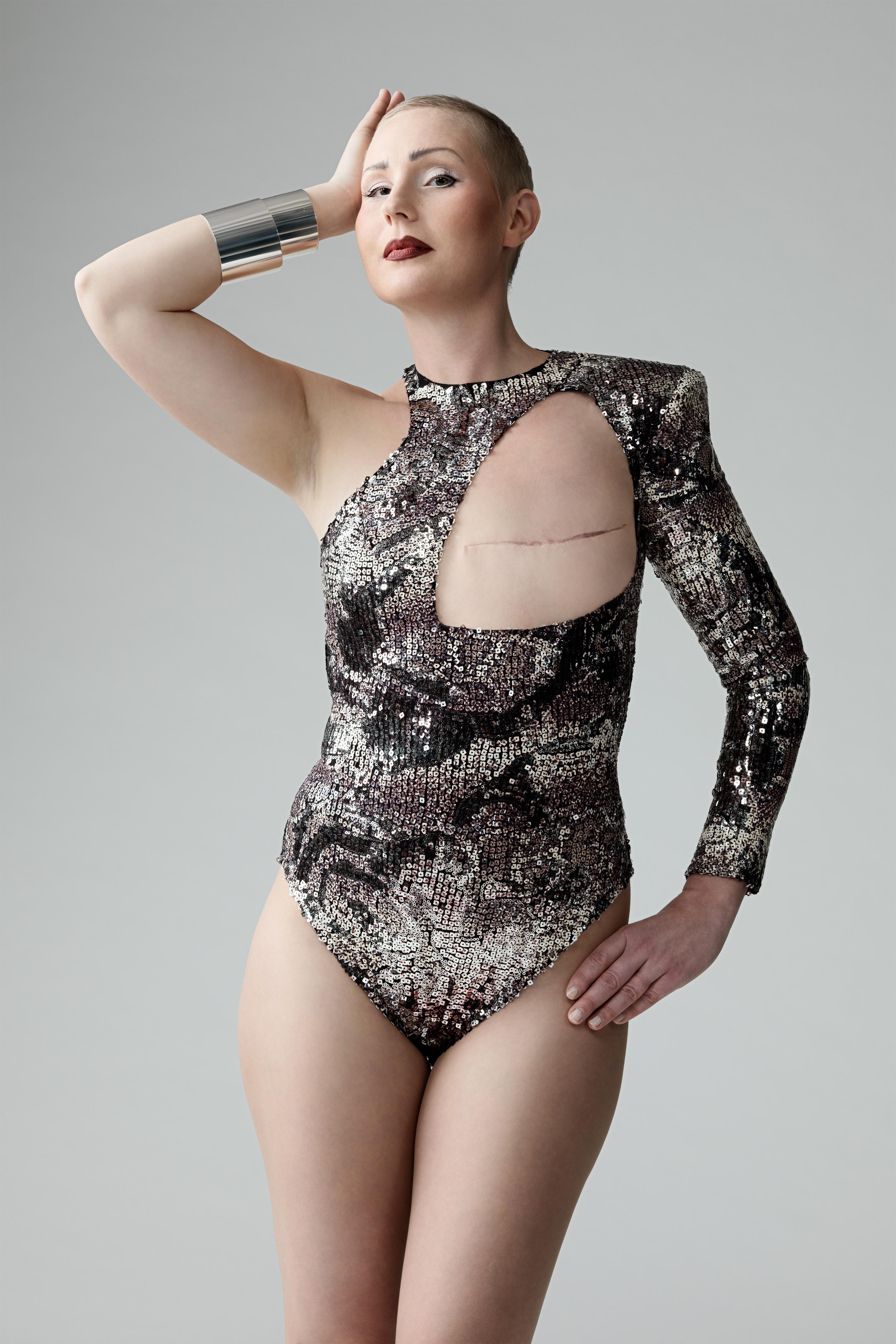 Model Katja / Design by Mert Otsamo