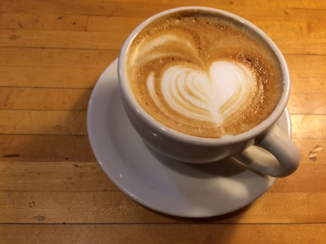 1369 Coffee House: Cambridge, Massachusetts USA