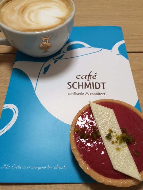 Cafe Schmidt: Hamburg, Germany