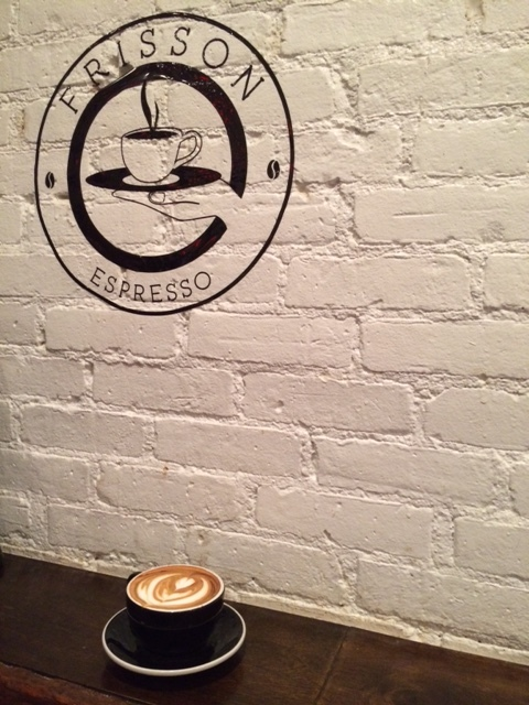 Frisson Espresso: New York City, USA