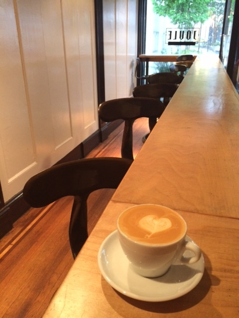 Joule Coffee: Raleigh, North Carolina USA
