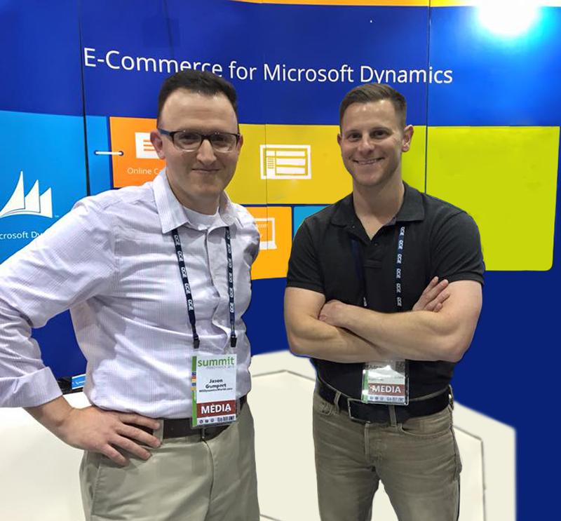 Jason Gumpert and Adam Berezin