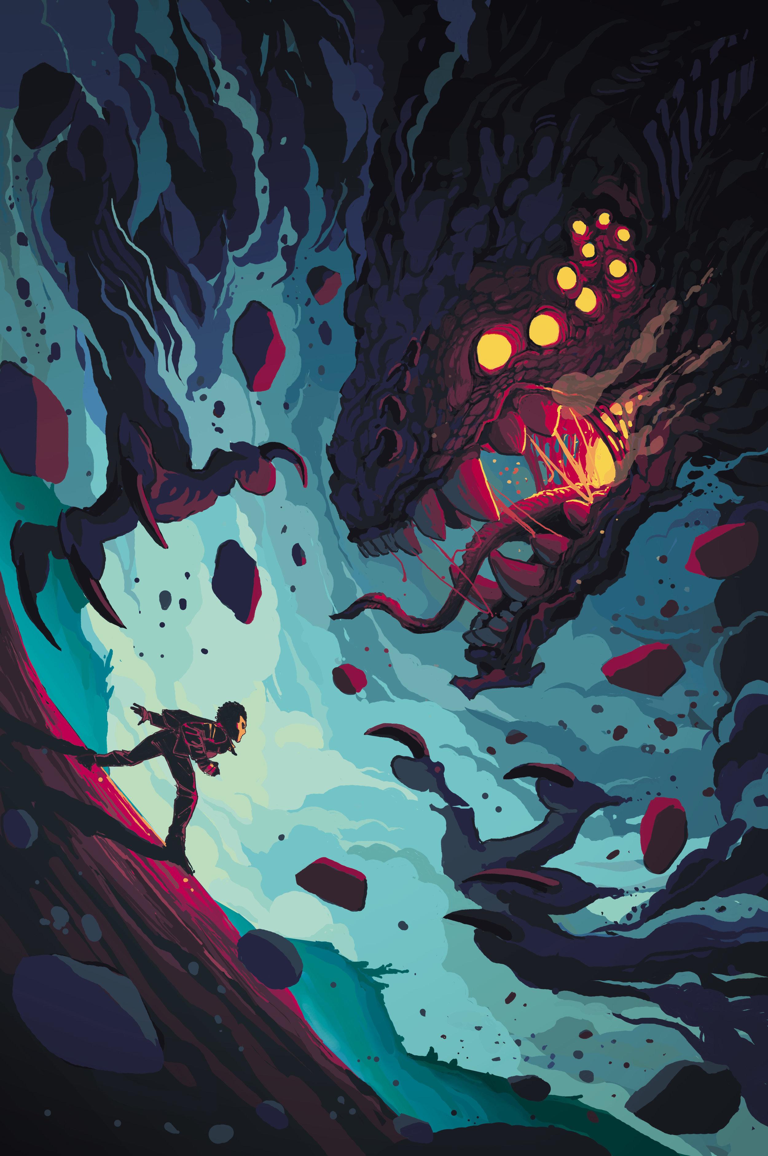 Pre-Order Variant Cover  - Shadowman (2018): #11  - Valiant Comics