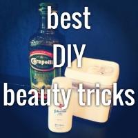 best DIY beauty tricks