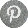 pinterest silver round social media icon .png