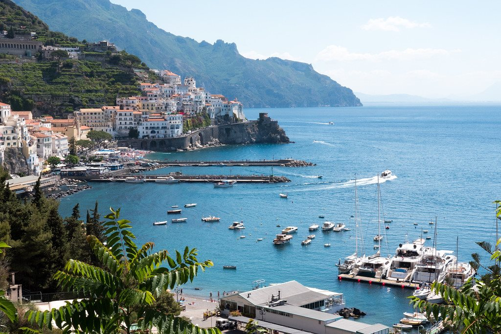 Ten Best Beaches On The Amalfi Coast Actually 11 Sauced