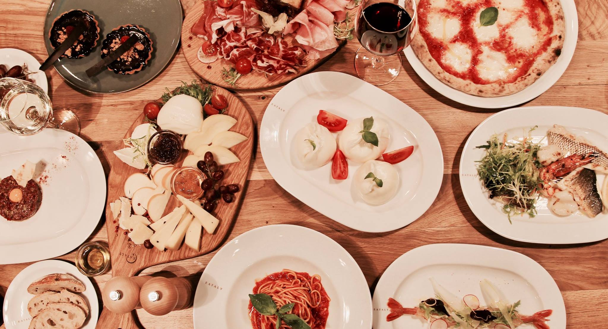 Gambero Rosso / Italian Feast