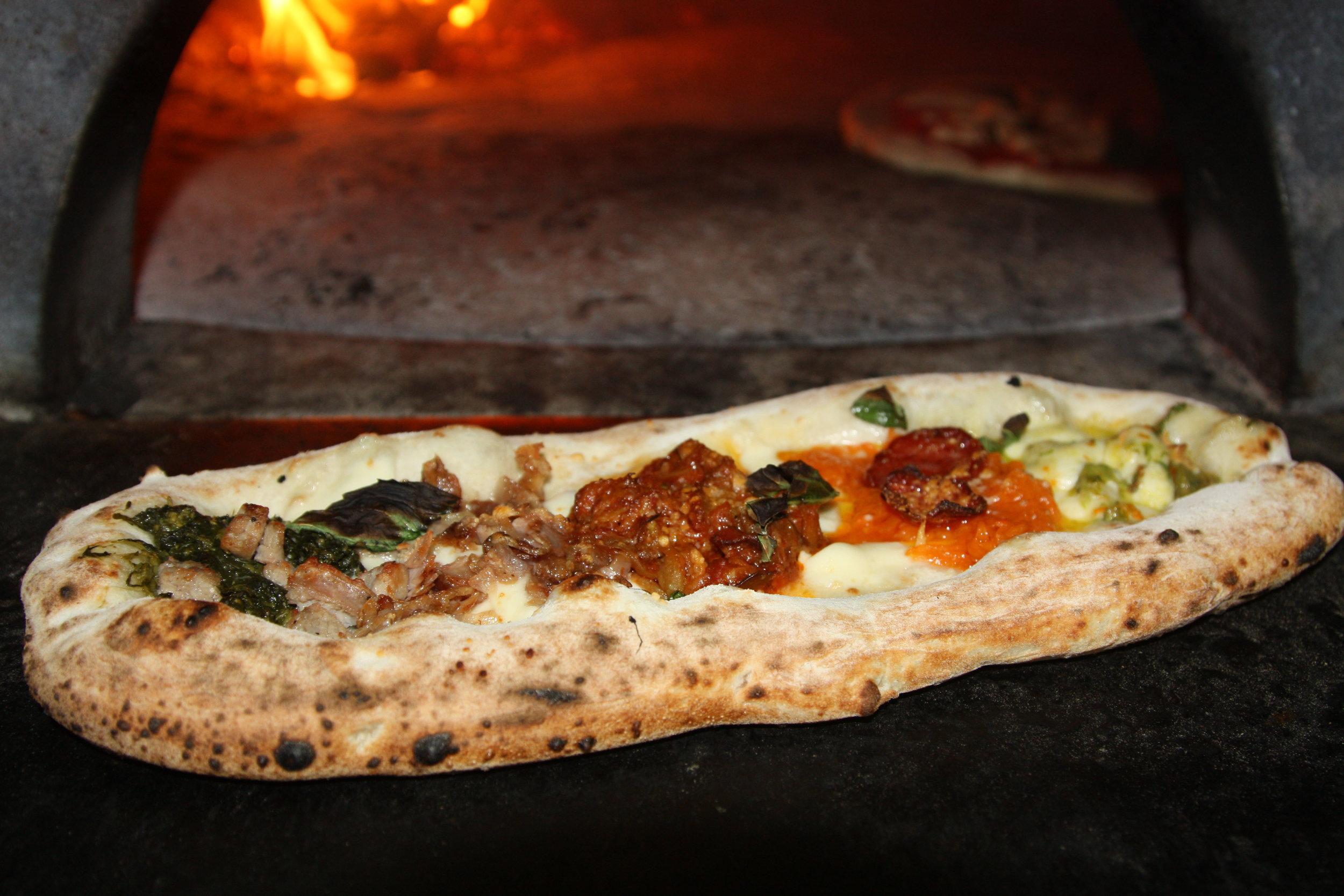 Pizza alla Pizzettata   A'Pizzettata   Kristin Melia