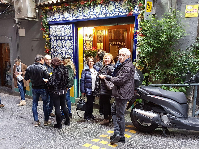 Via Sedile Di Porto 51.Top Ten Trattorias Of Naples Sauced Found
