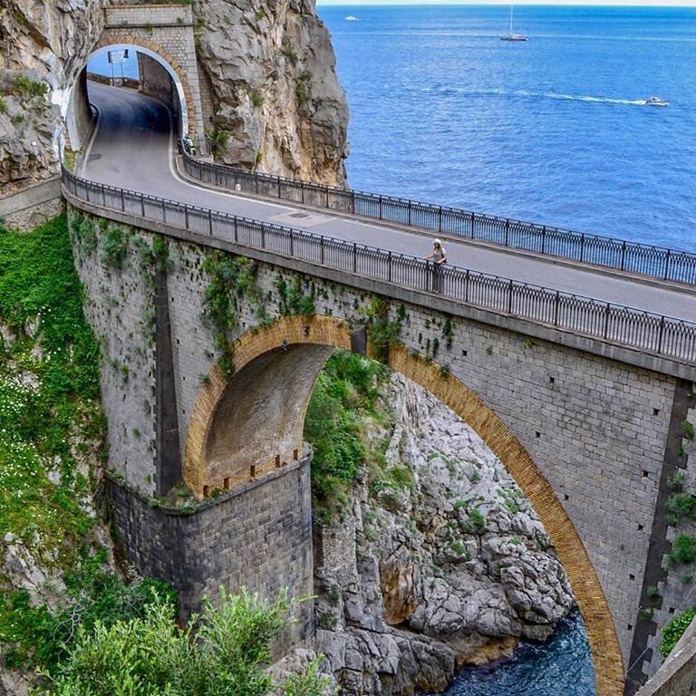 The stunning Fiordo of Furore