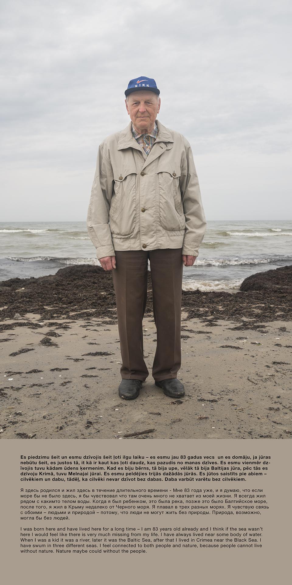 Baltic Portraits (Livars)