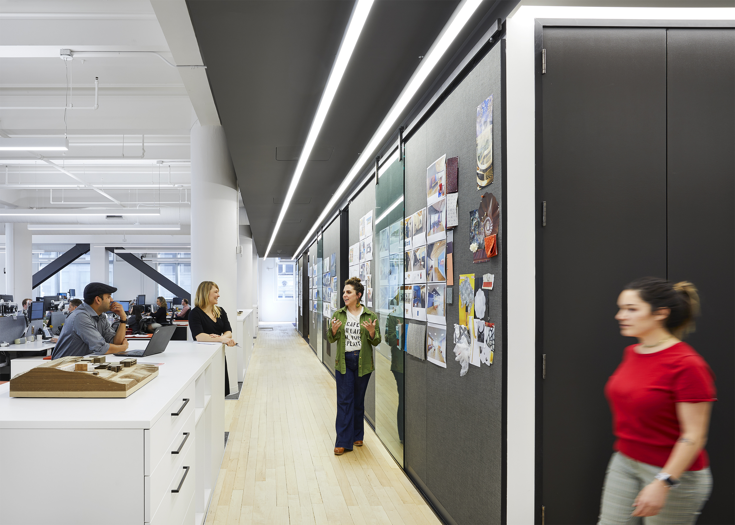 San Francisco Office - HGA Architects