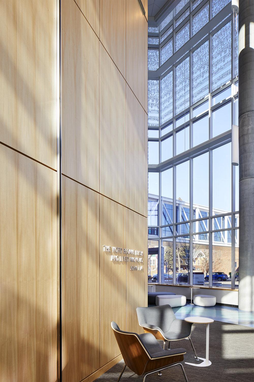 Augsburg Hagfors Center - HGA Architects
