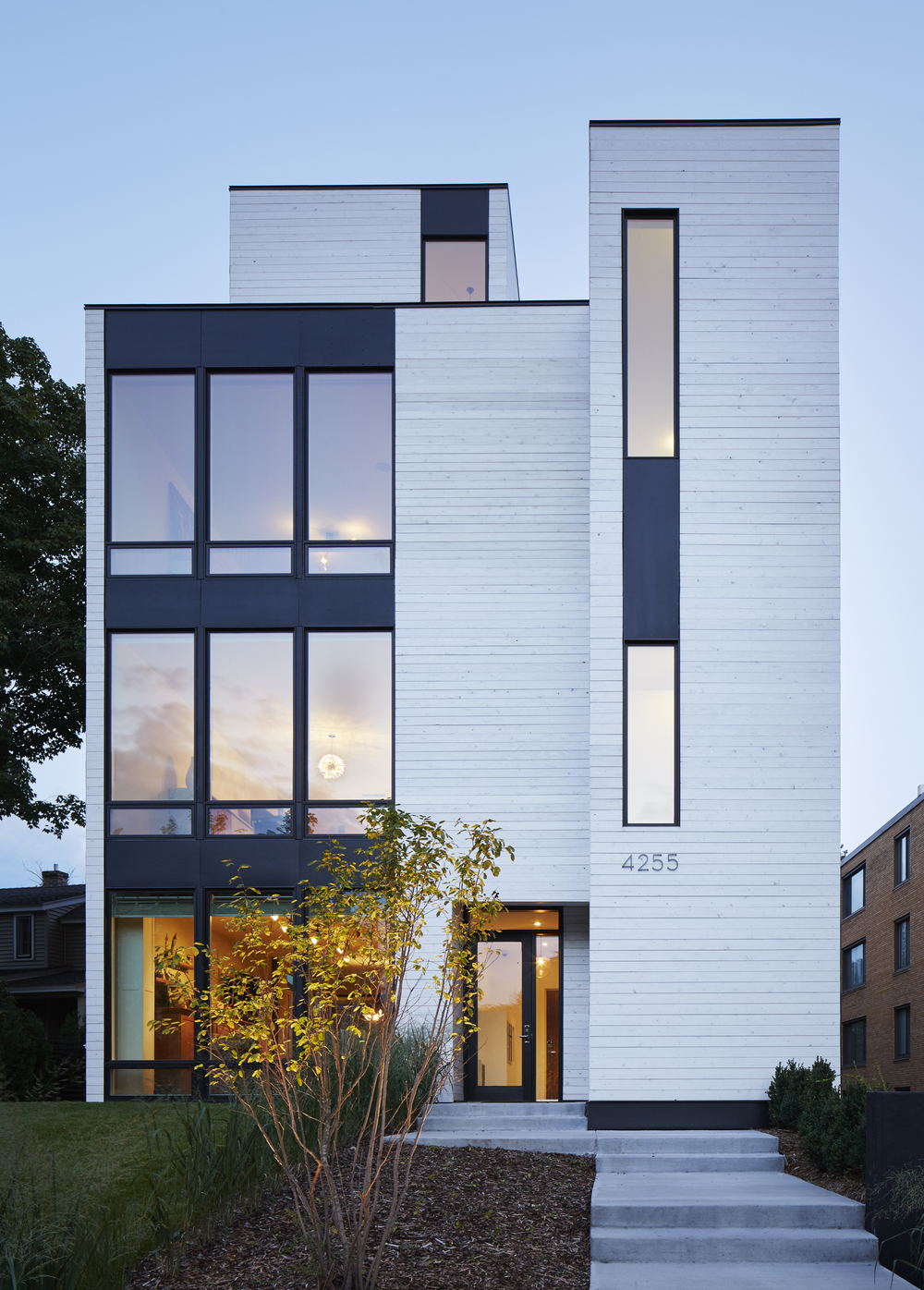 Linden Hills Lofts - Snow Kreilich Architects