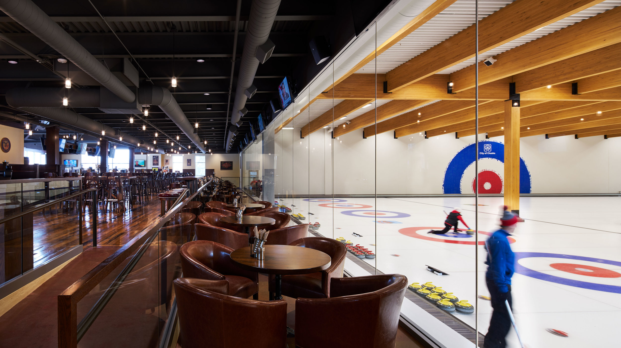 Chaska Curling Center - 292 Design Group