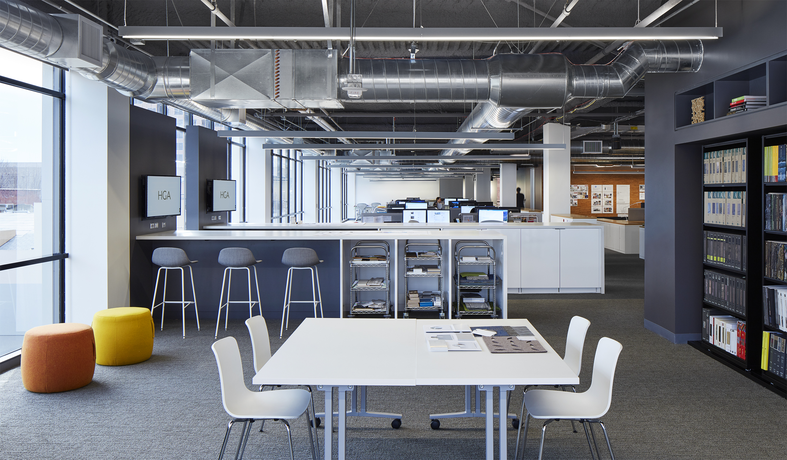 San Jose Office - HGA Architects