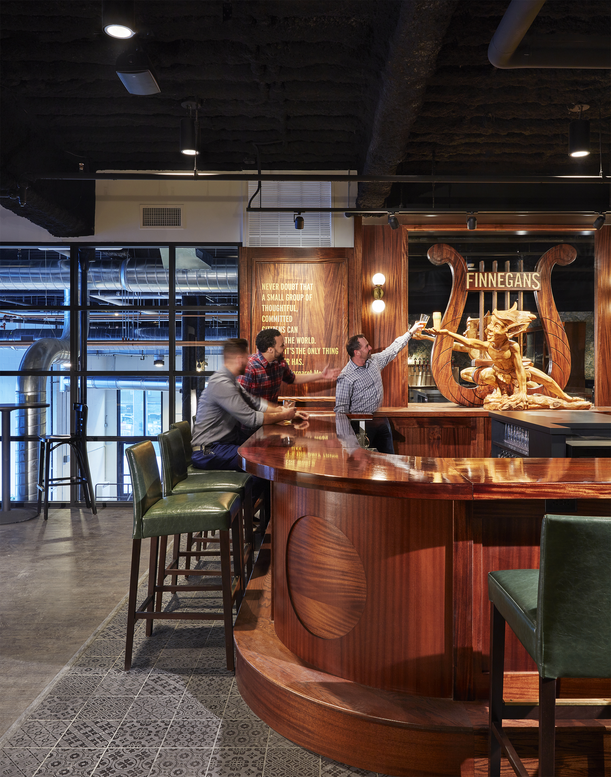Finnegans Brew Co. - ESG Architects