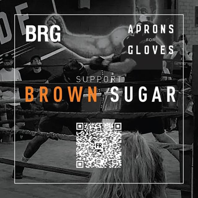 Our very own Development Chef Gurj Dhaliwal aka Brown Sugar has been training vigorously for the past 8 weeks to compete for an Under-card match spot in this year's Aprons For Gloves Restaurant Rumble. 🥊🥊🥊🥊🥊🥊🥊🥊 It was announced this past week that Gurj has been selected to fight! If you'd like to donate to AFG and their community outreach program, check out the link in our bio!