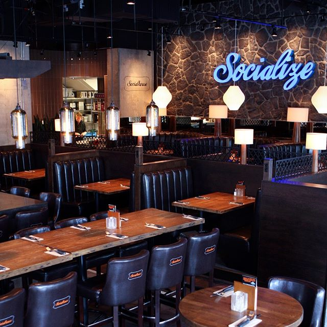 Don't mind if we do #socialize this Saturday! Join us for brunch this weekend 10am-2pm!