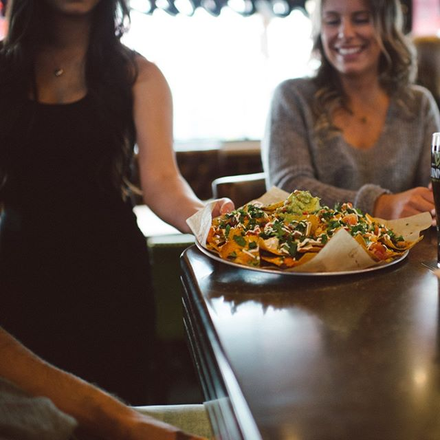 When the #longweekend makes #SundayFunday a Saturday 2.0, you celebrate with Nachos!