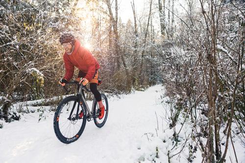 Brodie Bikes Winter