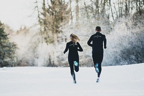Vancouver Running Co Winter
