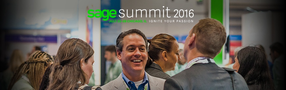 Click on this banner for preferred pricing to Sage Summit 2016.