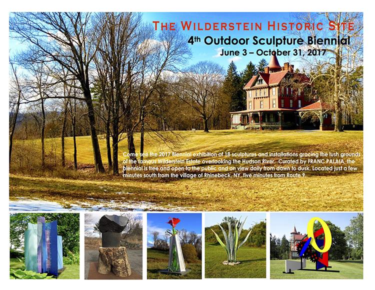 Wilderstein Historic Site Biennial