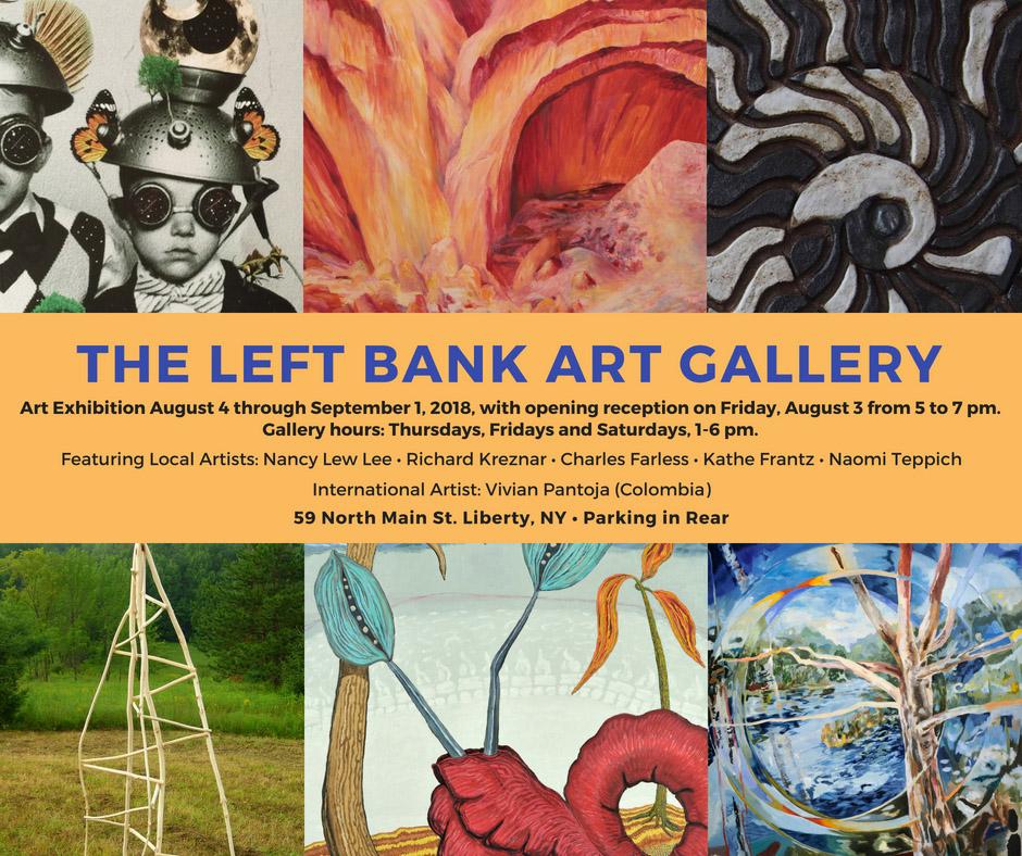 Left Bank gallery