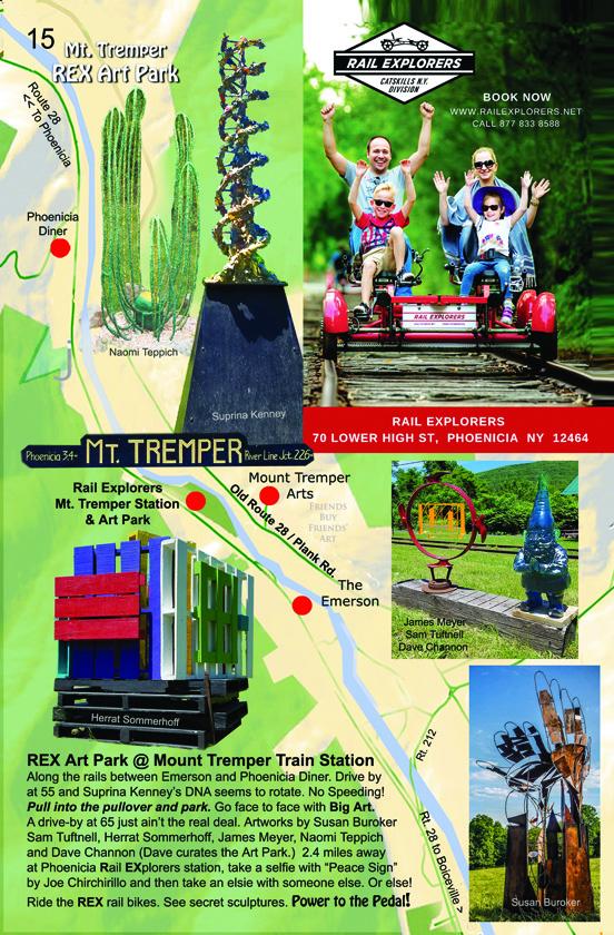 MT Tremper REX Art Park 2019-2020
