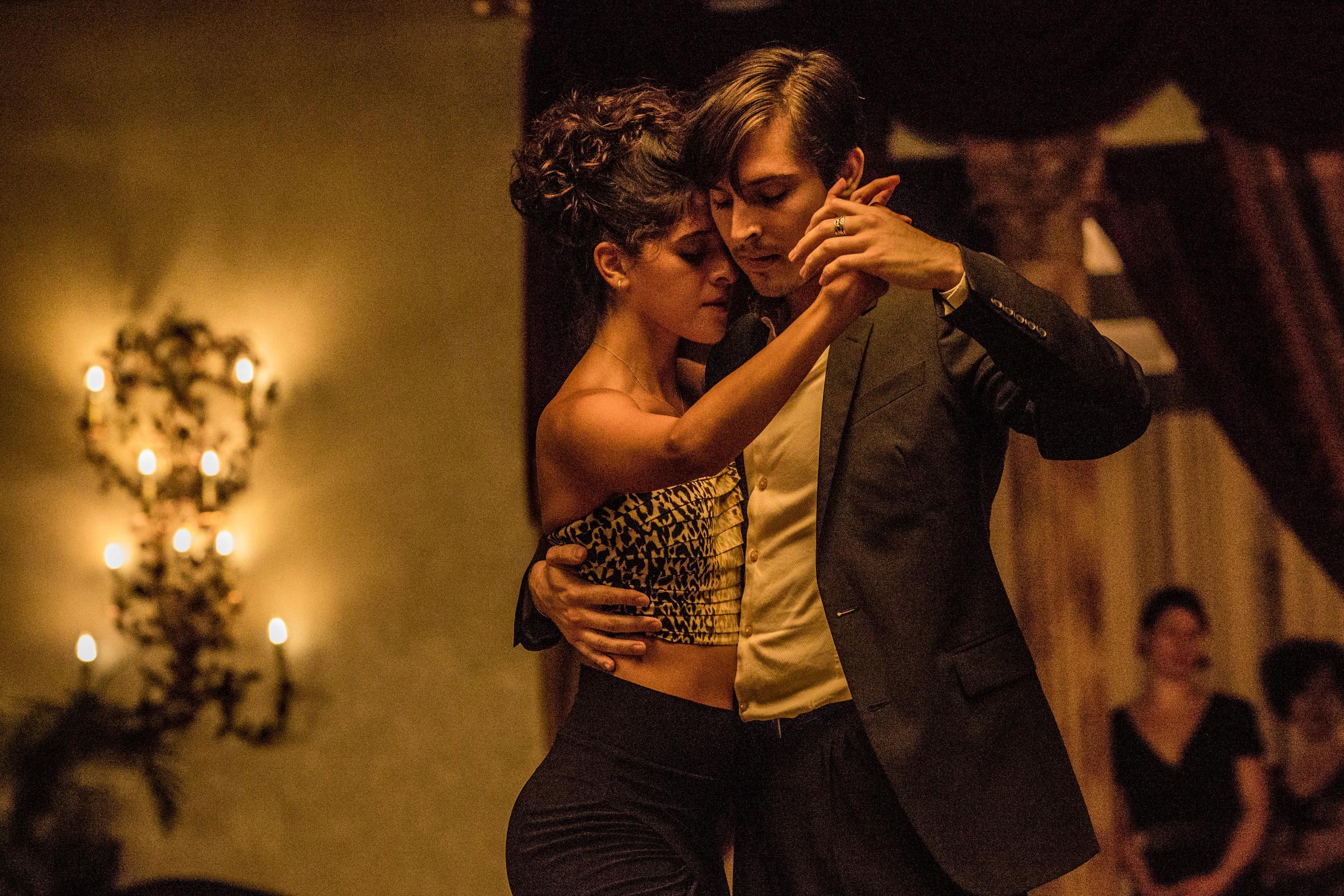 where to tango in LA
