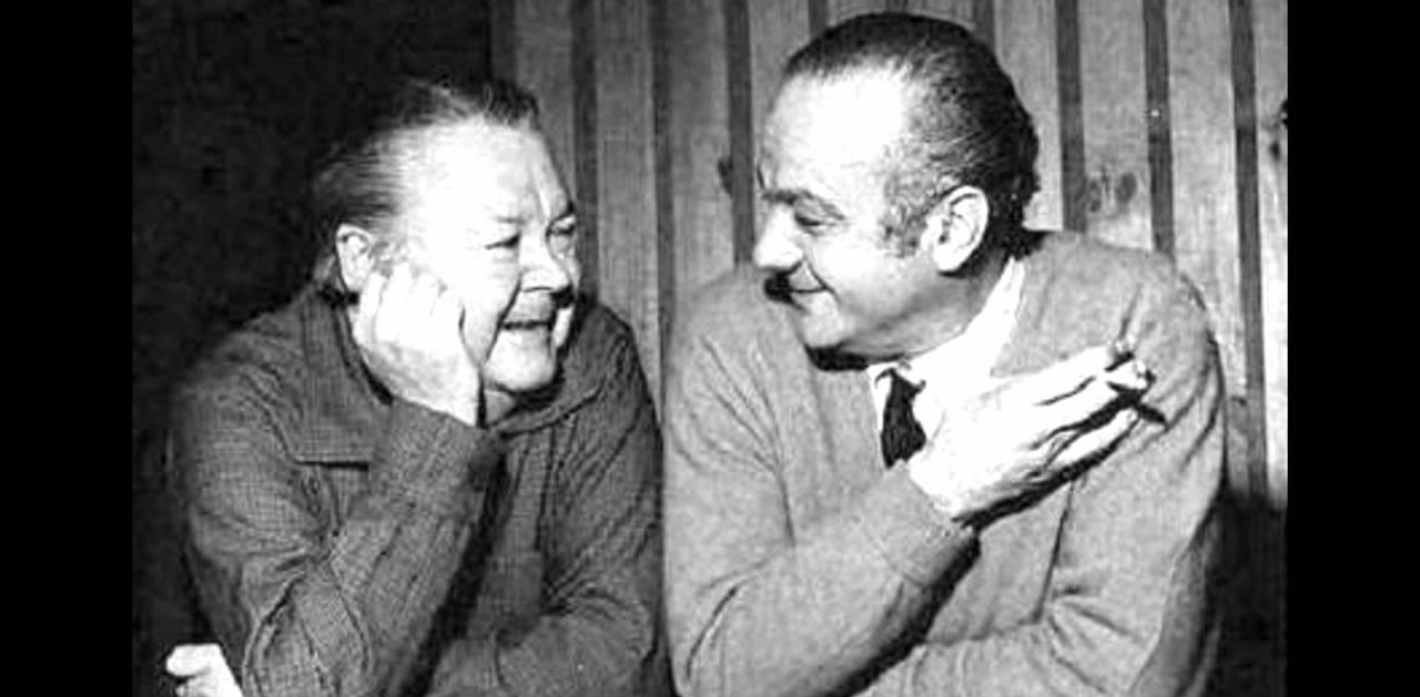 Anibal Troilo and Astor Piazzolla