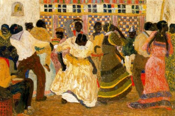 candombe, tango