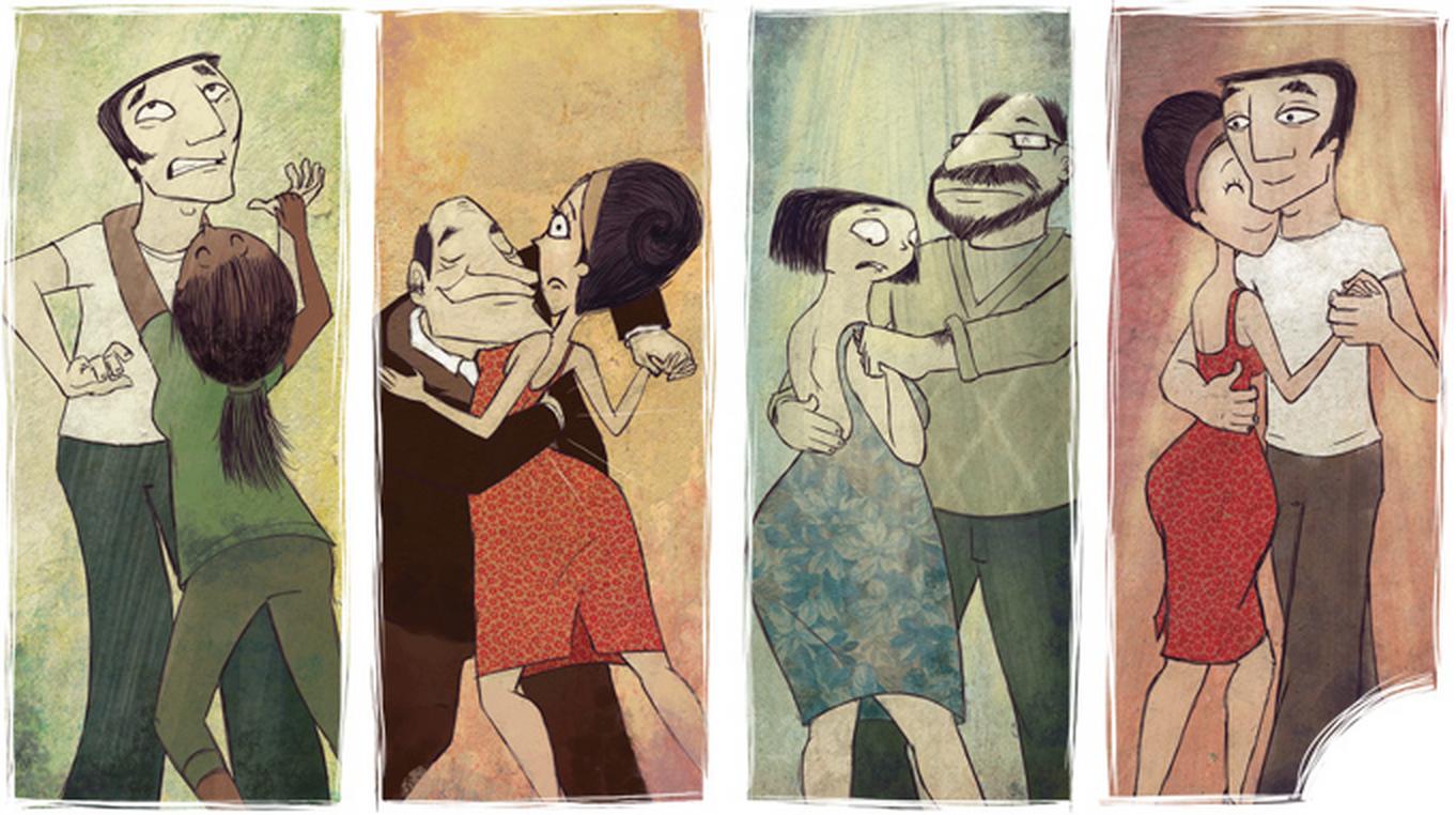 tango etiquette at the Milonga