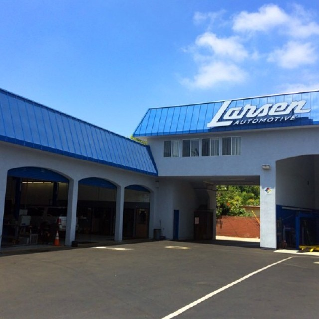 Larsen Automotive is located at 10707 Jefferson Blvd in Culver City, CA. We are a complete auto repair and maintenance shop. #autoshop #autorepair #culvercity #culvercityauto #carservice #larsenauto