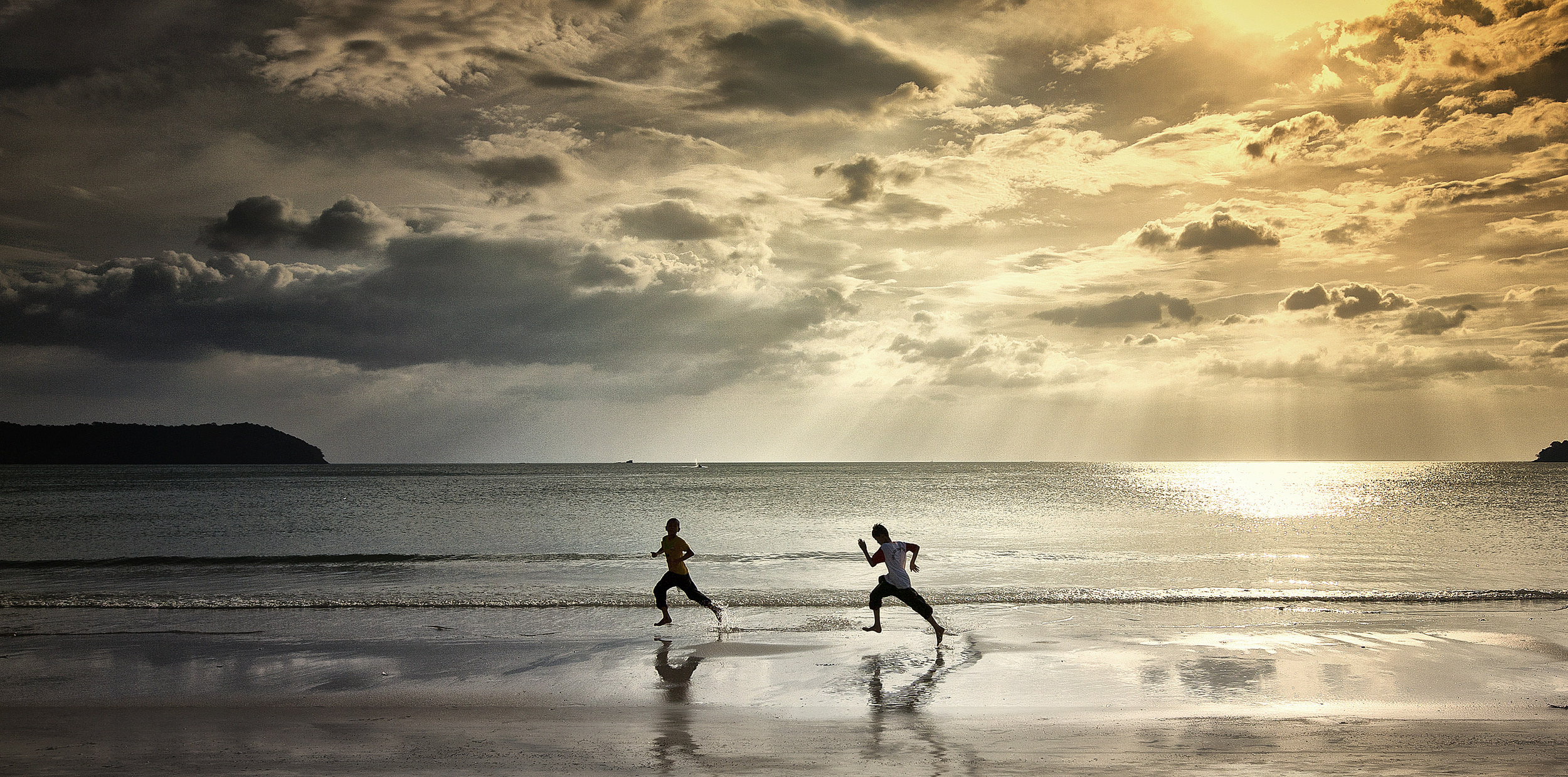 Running on the Beach.jpg
