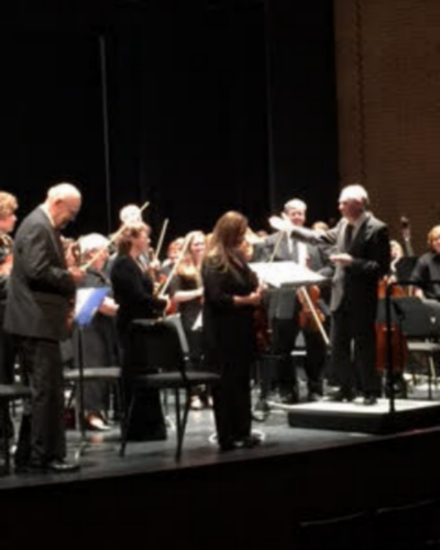 Curtain Call May 2015 concert