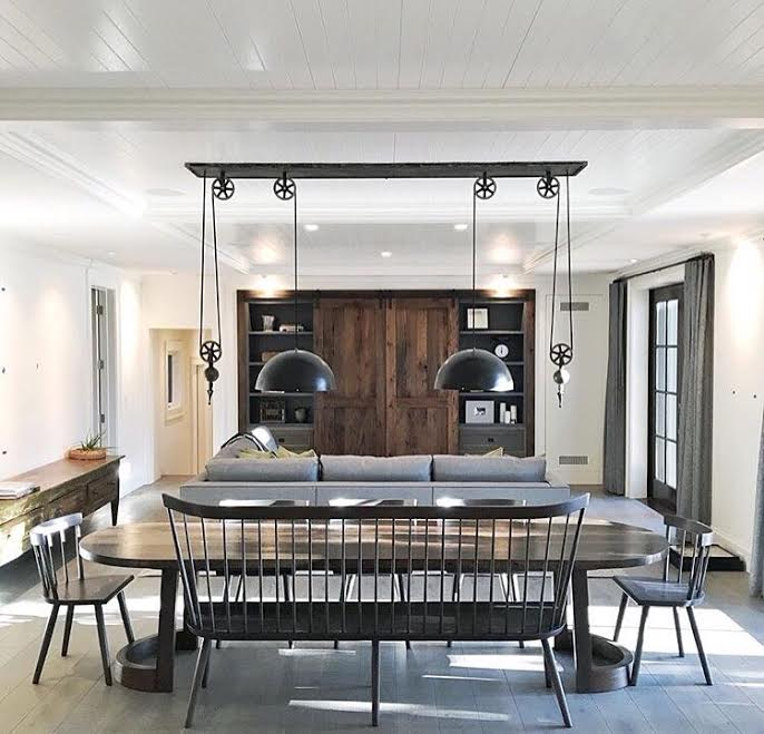 Counterbalance for private residence Healdsburg CA