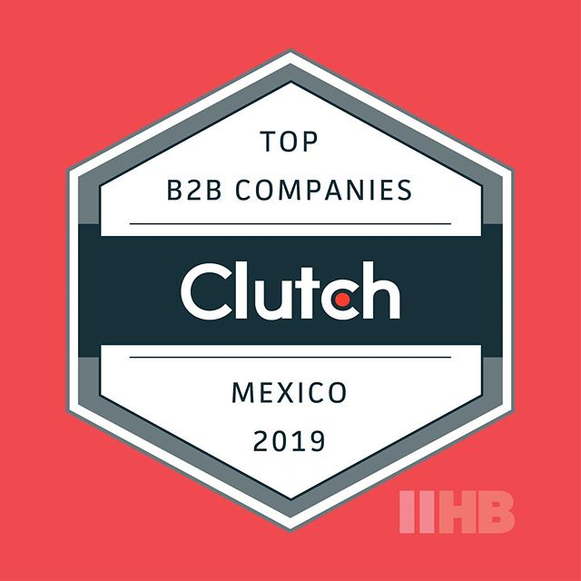 So happy to be a leading company in Latin America. A special big thank you to all our clients/friends for the trust over the years, you are the reason we earned this! #clutchleader #gobeyond