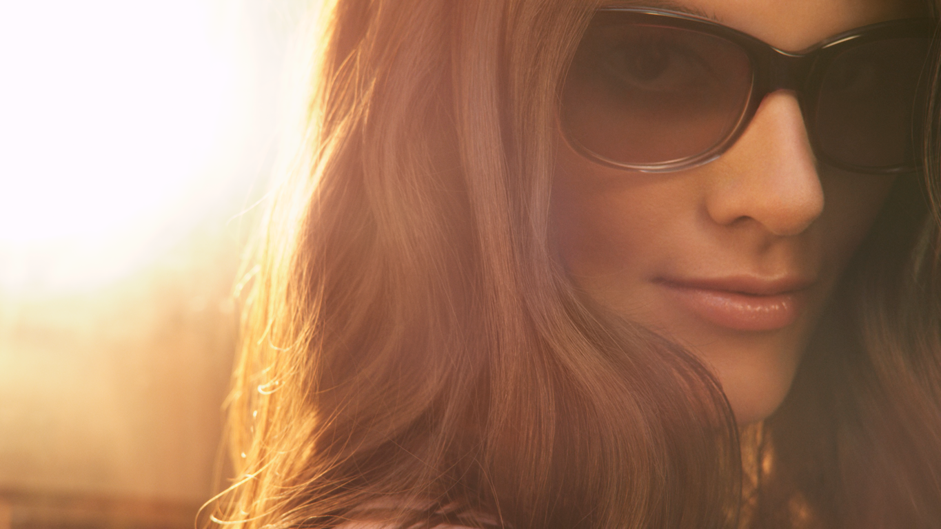 eco by Summer Rayne Oakes sunglasses. Photography by: Clayton Haskell